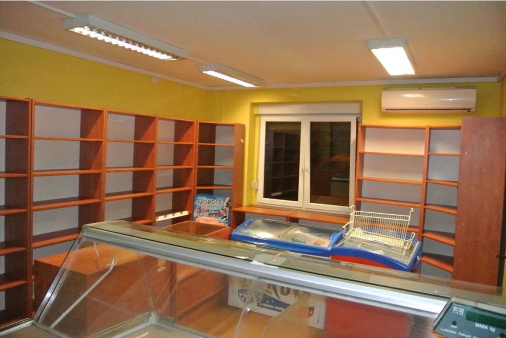 Obiekt komercyjny na wynajem o pow. 39,60 m2