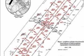 Działka na sprzedaż o pow. 852 m2 - Dobrzyń - 21 300,00 PLN
